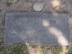 Frank George Spath