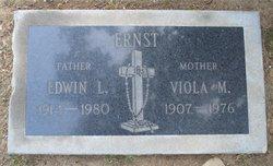 Edwin Louis Ernst