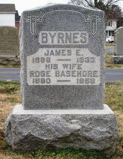 Mrs Rose E. <i>Basehore</i> Byrnes