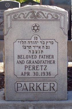 Peretz Parker