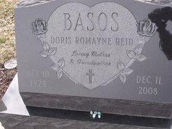 Doris Romayne <i>Reid</i> Basos