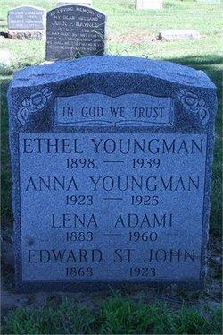 Lena <i>Christman</i> Adami
