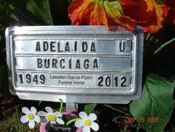 Adelaida U Burciaga