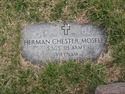 Herman Chester Moseley