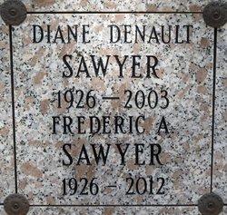 Diane Dede <i>Denault</i> Sawyer