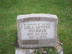 Lola <i>Snyder</i> Wickman