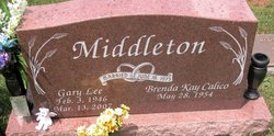 Gary Lee Middleton