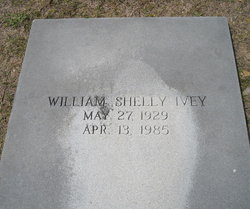 William Shelley Ivey