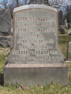 Gertrude <i>Cowell</i> Drakeford