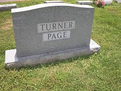 Mildred <i>Cox-Turner</i> Page