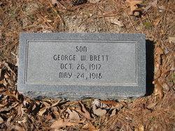 George W Brett
