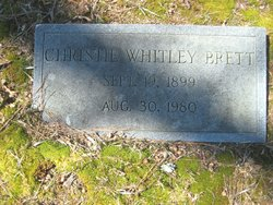Christie <i>Whitley</i> Brett