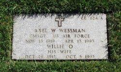 Axel W Wessman