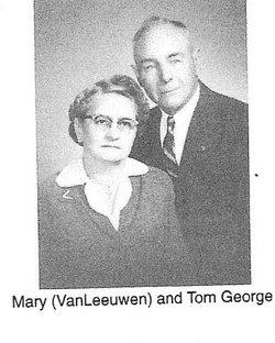 Mary Margaret <i>VanLeeuwen</i> George