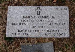 James E Rambo, Jr