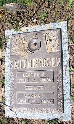Verna Irene <i>Weppler</i> Smithberger
