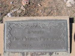 Dee Ophelia <i>Whitfield</i> Crawford