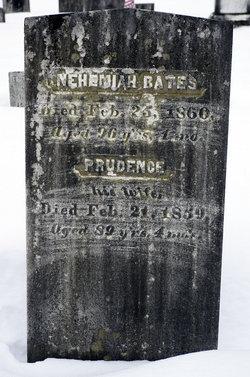 Nehemiah Bates