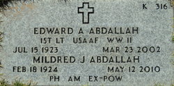 Mildred Jordan Millie Abdallah
