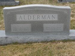 Effie Mae <i>Pratt</i> Alderman