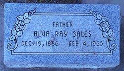 Alva Ray Sales