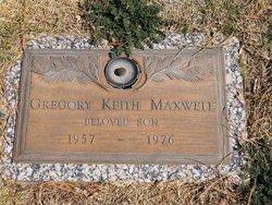 Gregory Keith Greg Maxwell