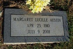 Margaret Lucille Lucy <i>Austin</i> Childs