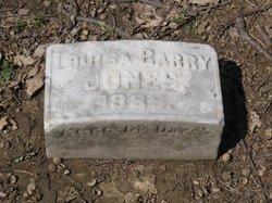Louisa Barry Jones