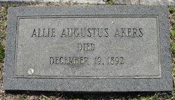Allie Augustus Akers
