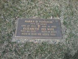 Elizabeth Yuhascik