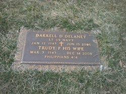 LTJG Darrell Dwayne Delaney