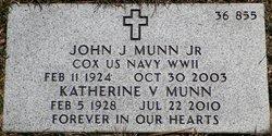 John J Munn, Jr