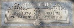 Jesse Leroy McMurtrey