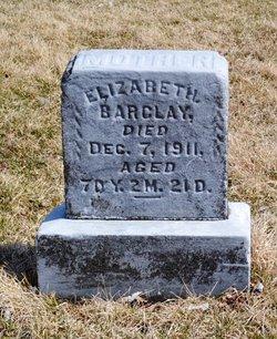 Elizabeth <i>Jones</i> Barclay