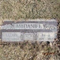Lillian Rose <i>Avery</i> McDaniel
