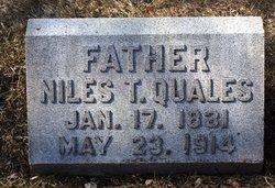 Dr Niles Theodore Quales