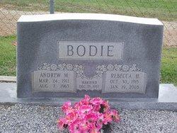 Rebecca <i>Hurt</i> Bodie