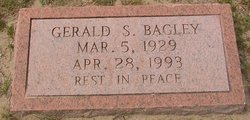 Gerald Sherwood Bagley