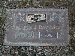 Virginia J. Davidson