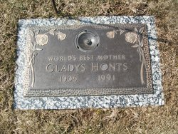 Gladys Ora <i>Thomas</i> Honts