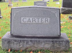 Mollie May <i>Mills</i> Carter