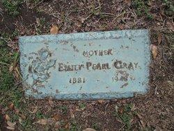 Emily Pearl <i>Ralph</i> Gray