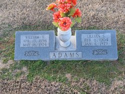 Lillian S Adams