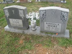Barbara <i>Burkett</i> Moore