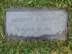 Herbert Andrew Abbott