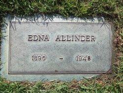 Emily Edna <i>Baum</i> Allinder