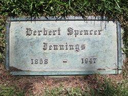 Dr Herbert Spencer Jennings