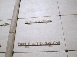 Harry George Hamilton