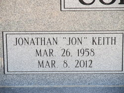Jonathan Keith Jon Cornwell