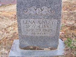 Lena <i>Taylor</i> Ainley